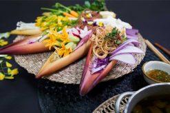 Quán ăn chay phong cách Tây mới lạ ở Hà Nội
