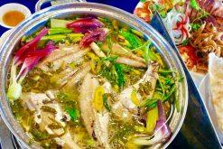 Quảng diễn cá sóc sọc kho lạt – Cooking show 28/09/2019